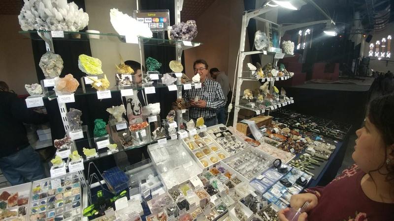 XXII Feria de Minerales y Fósiles de La Unión - 2018 B9221a10