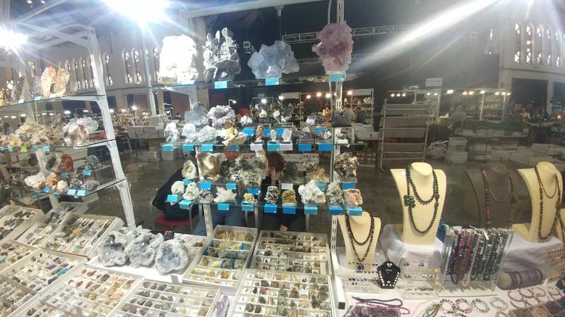 XXII Feria de Minerales y Fósiles de La Unión - 2018 C2ff3610