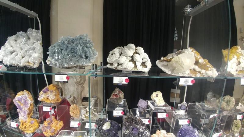 XXII Feria de Minerales y Fósiles de La Unión - 2018 C7502c10