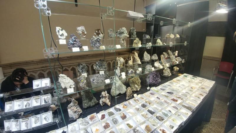 XXII Feria de Minerales y Fósiles de La Unión - 2018 Cd142210