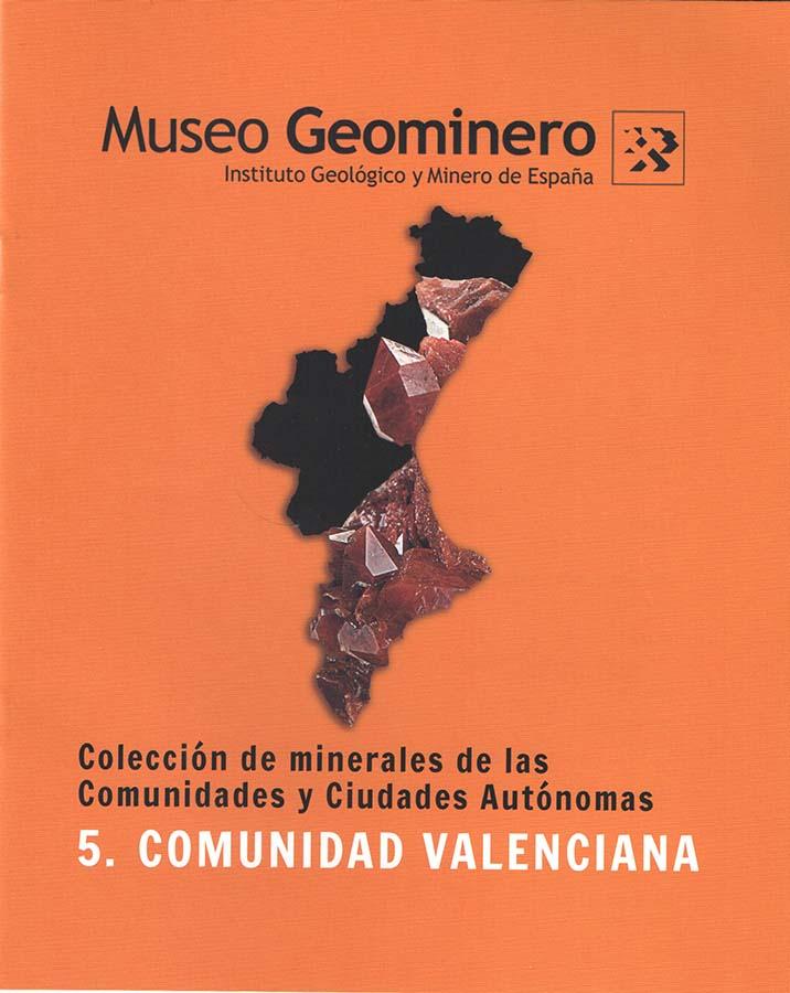 Colección de minerales españoles del Museo Geominero Com_va10