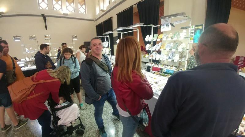 XXII Feria de Minerales y Fósiles de La Unión - 2018 D261f410
