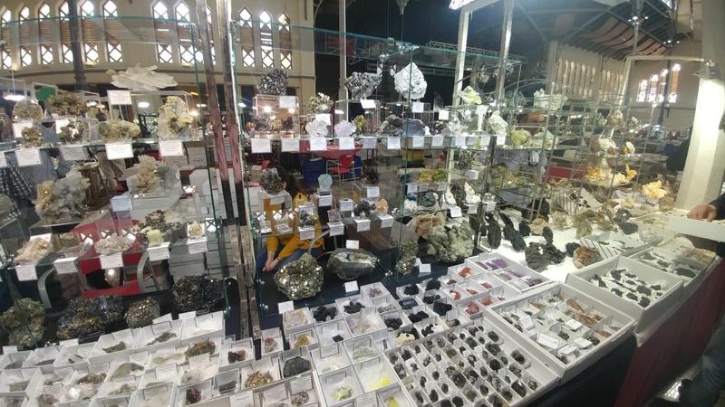 XXII Feria de Minerales y Fósiles de La Unión - 2018 D62e0310