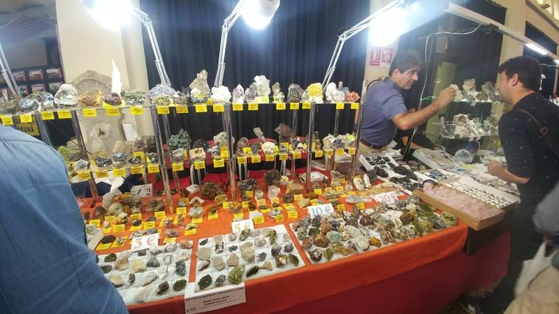 XXII Feria de Minerales y Fósiles de La Unión - 2018 D720fe10