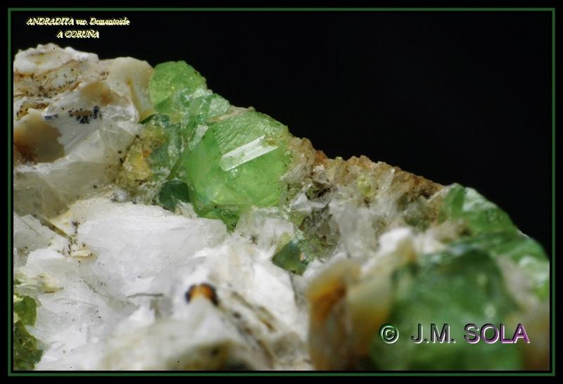 Clasificacion de Granates,fotos y yacimientos. Demant10