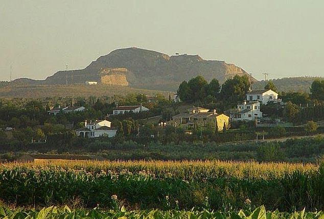 MINA AURORA, MONTEVIVES, LA MALAHÁ/ALHENDÍN (Granada) Dsc08411