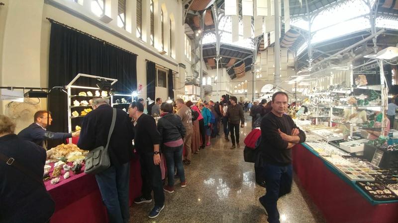 XXII Feria de Minerales y Fósiles de La Unión - 2018 Feb33610