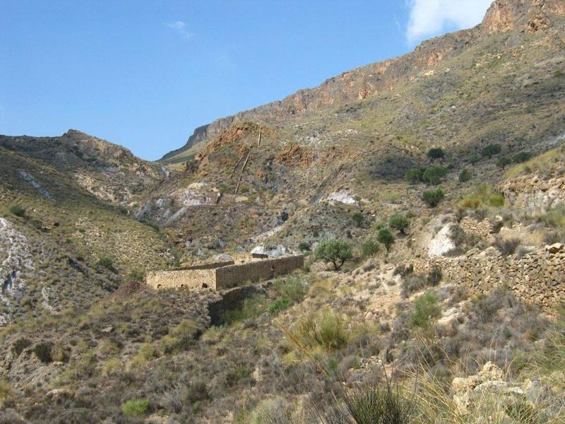 MINAS DE LOS FIGUERAS - CUEVA DEL PAJARO - CARBONERAS (Almería) Fig00110