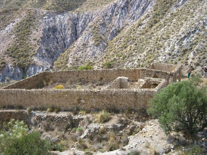 MINAS DE LOS FIGUERAS - CUEVA DEL PAJARO - CARBONERAS (Almería) Fig00210