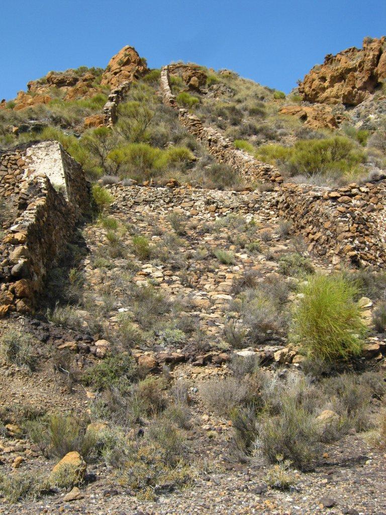 MINAS DE LOS FIGUERAS - CUEVA DEL PAJARO - CARBONERAS (Almería) Fig00410