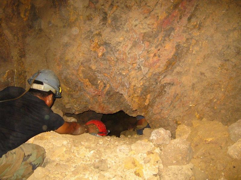 MINAS DE LOS FIGUERAS - CUEVA DEL PAJARO - CARBONERAS (Almería) Fig01410