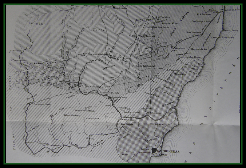 MINAS DE LOS FIGUERAS - CUEVA DEL PAJARO - CARBONERAS (Almería) Fig01910