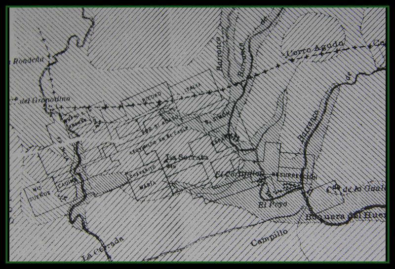 MINAS DE LOS FIGUERAS - CUEVA DEL PAJARO - CARBONERAS (Almería) Fig02010
