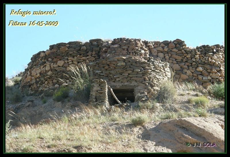 MINAS DEL BARRANCO DEL GALLO, FIÑANA (Almería) 2009 Fin210