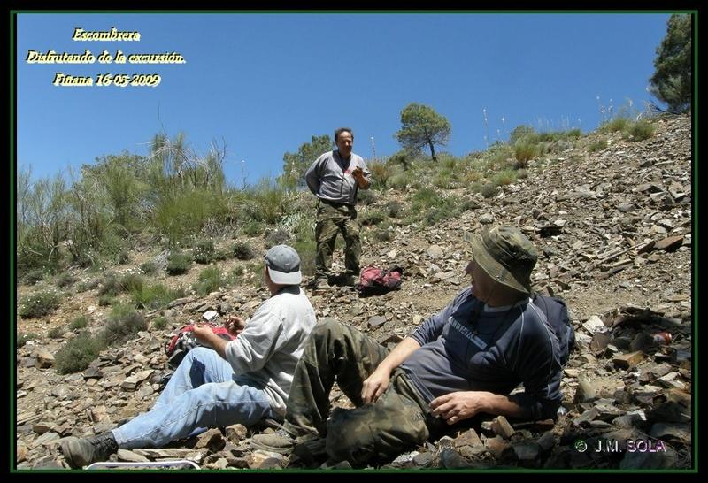 MINAS DEL BARRANCO DEL GALLO, FIÑANA (Almería) 2009 Fin410
