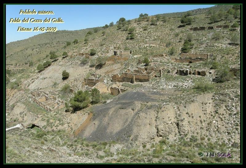 MINAS DEL BARRANCO DEL GALLO, FIÑANA (Almería) 2009 Fin510