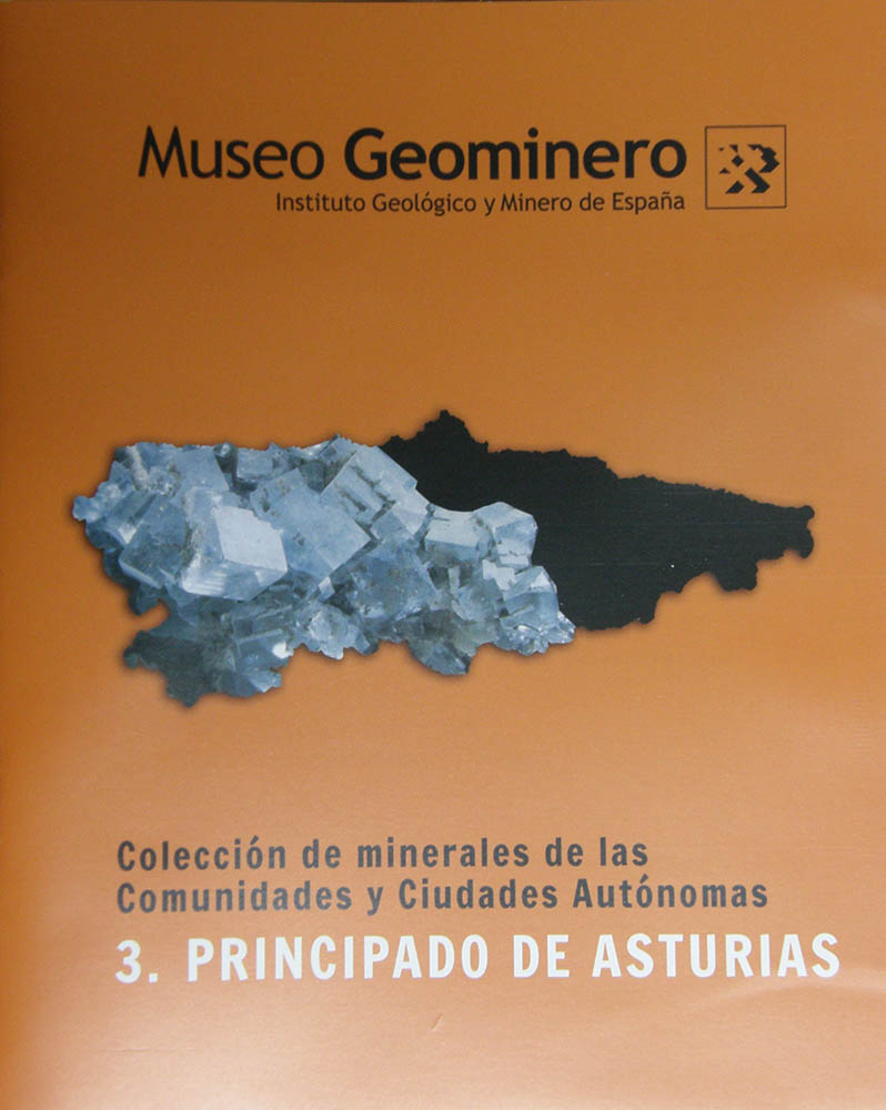 Colección de minerales españoles del Museo Geominero Geom_310