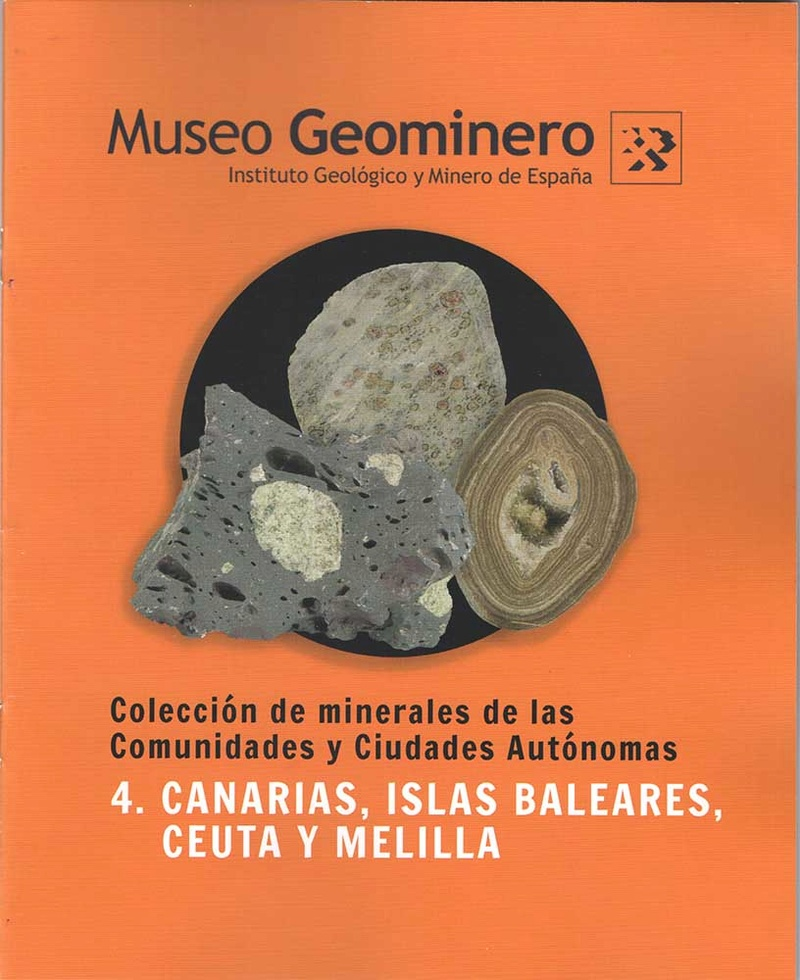 Colección de minerales españoles del Museo Geominero Geomin10