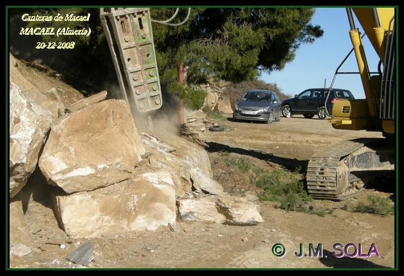 CANTERAS DE MACAEL, MACAEL (Almería) Mac00110