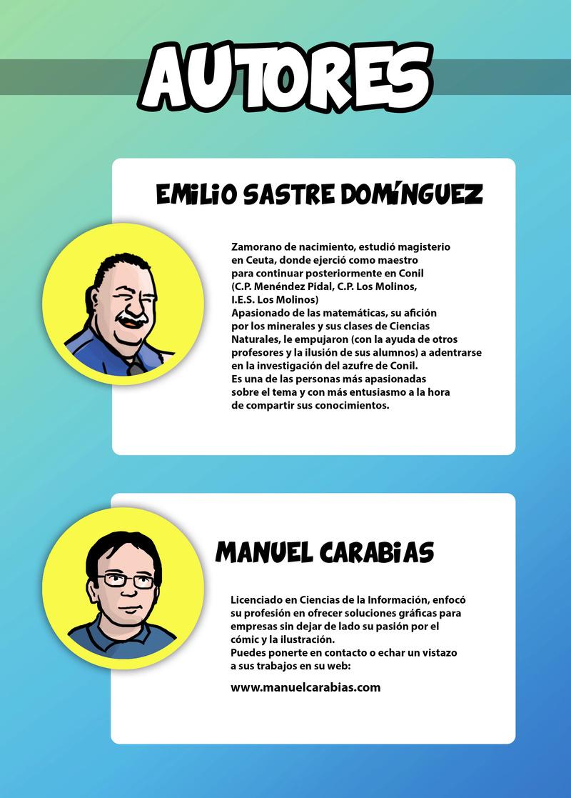 HISTORIA DEL AZUFRE DE CONIL - Por D. Emilio Sastre Origin11
