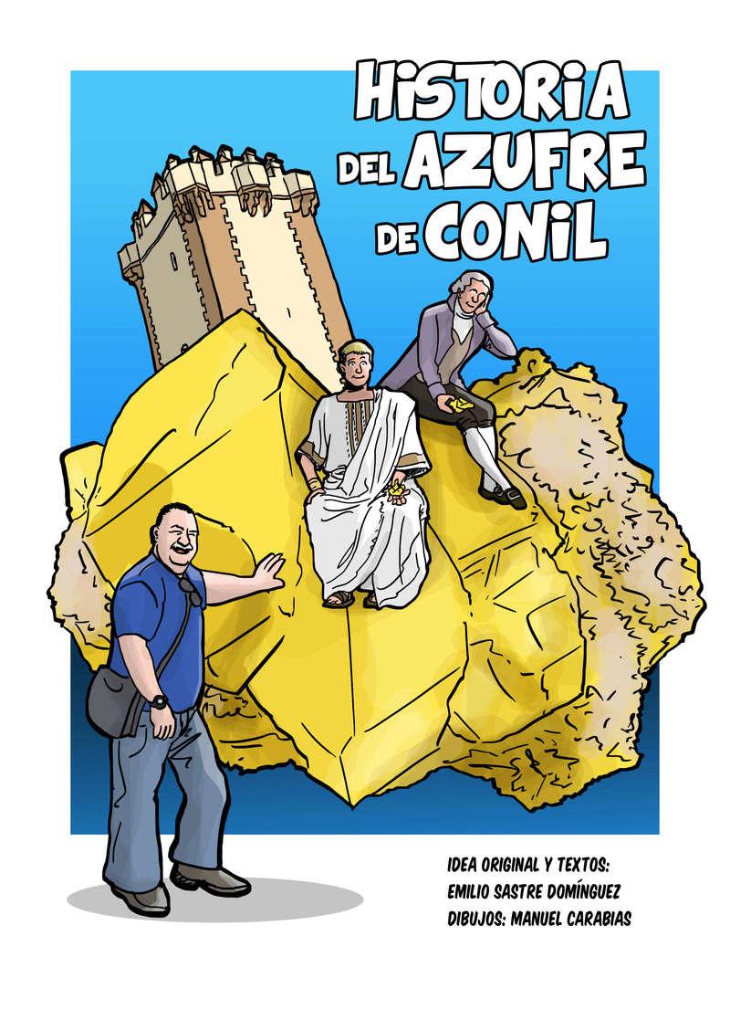 HISTORIA DEL AZUFRE DE CONIL - Por D. Emilio Sastre Origin15