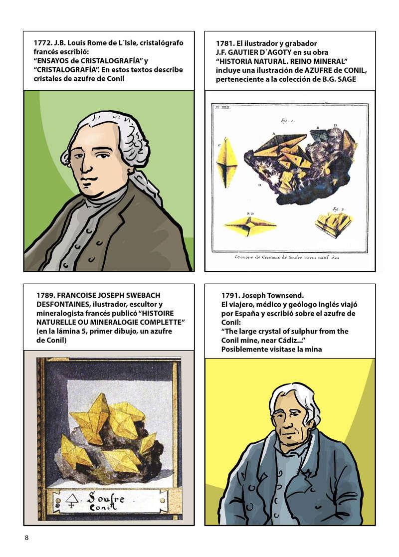 HISTORIA DEL AZUFRE DE CONIL - Por D. Emilio Sastre Origin16