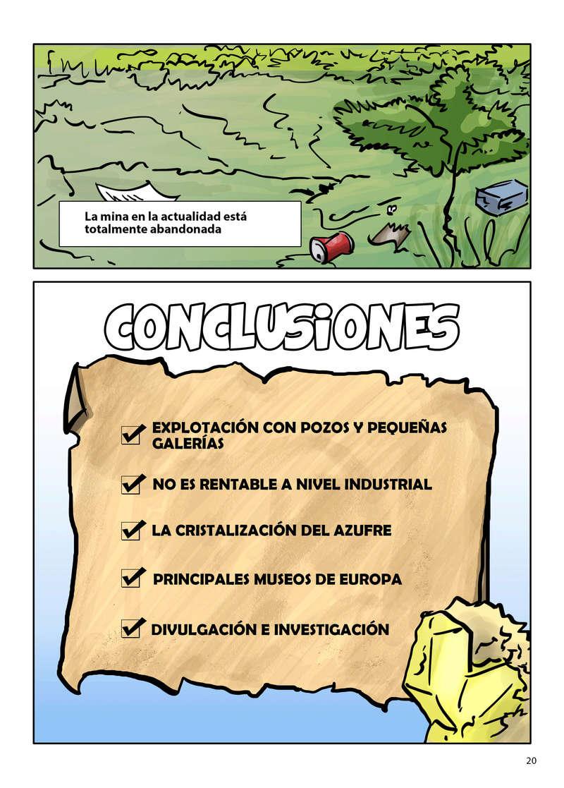 HISTORIA DEL AZUFRE DE CONIL - Por D. Emilio Sastre Origin27