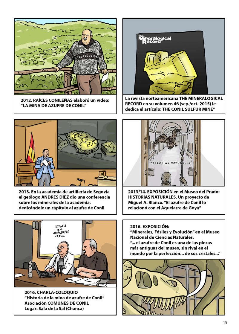 HISTORIA DEL AZUFRE DE CONIL - Por D. Emilio Sastre Origin30