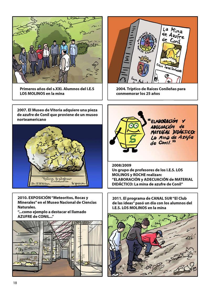 HISTORIA DEL AZUFRE DE CONIL - Por D. Emilio Sastre Origin31