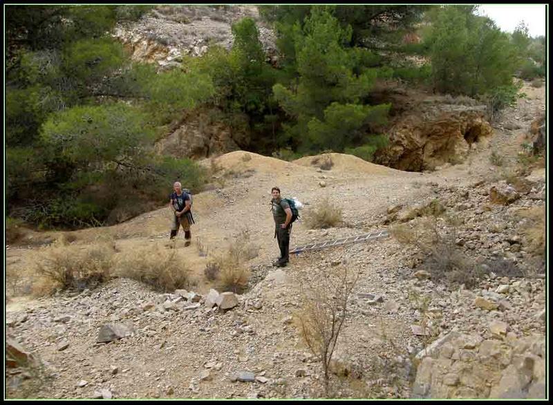 MINA APROVECHADO, EL PINAR DE BEDAR, BEDAR (Almería) P5242710