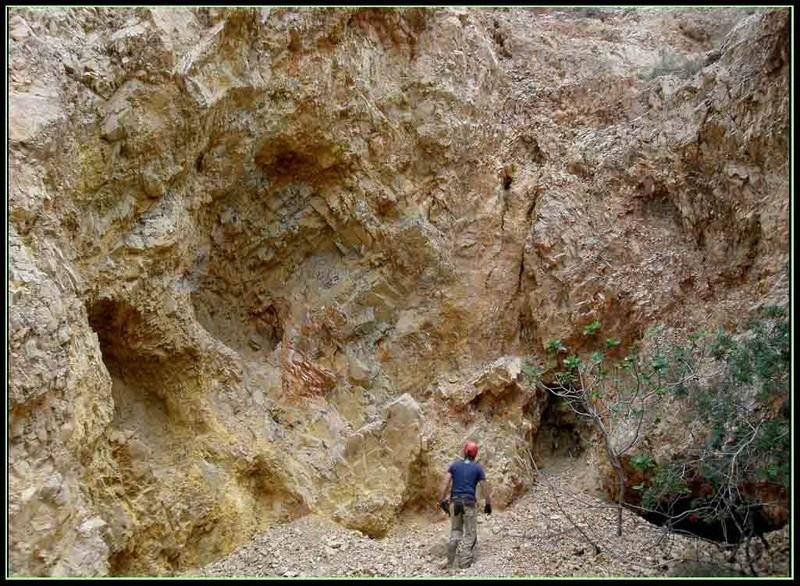 MINA APROVECHADO, EL PINAR DE BEDAR, BEDAR (Almería) P5242811