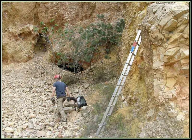 MINA APROVECHADO, EL PINAR DE BEDAR, BEDAR (Almería) P5242812