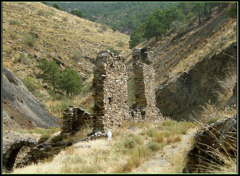MINAS DEL BARRANCO DEL GALLO, FIÑANA (Almería) P9140816