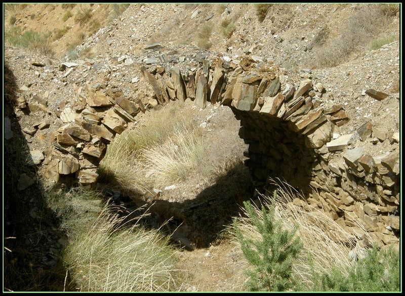 MINAS DEL BARRANCO DEL GALLO, FIÑANA (Almería) P9140819