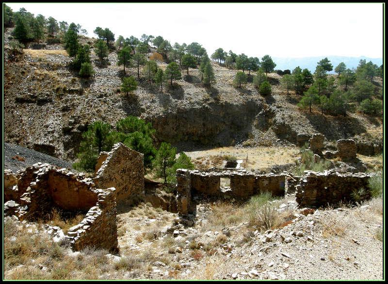 MINAS DEL BARRANCO DEL GALLO, FIÑANA (Almería) P9140911