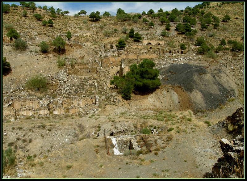 MINAS DEL BARRANCO DEL GALLO, FIÑANA (Almería) P9140912
