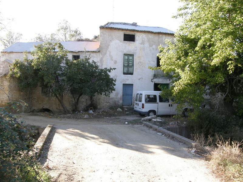 PUERTO CARRETERO, IZNALLOZ (GRANADA) Pb021213
