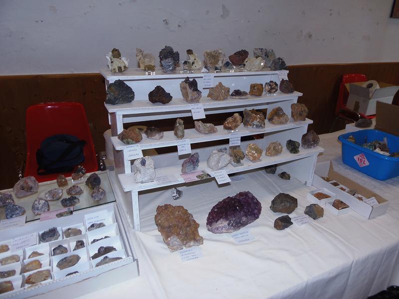 XXIV Mesa de minerales Monteluz. 9 de diciembre de 2017. El Padul (Granada) - Página 2 Pc101035