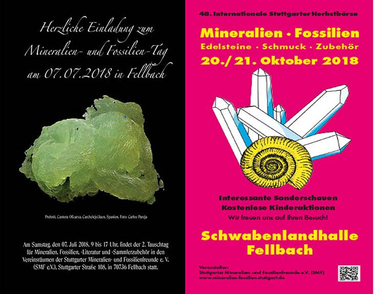 Mesa de intercambio de Minerales y Fósiles de Stuttgart, 07. Julio 2018 Stt11