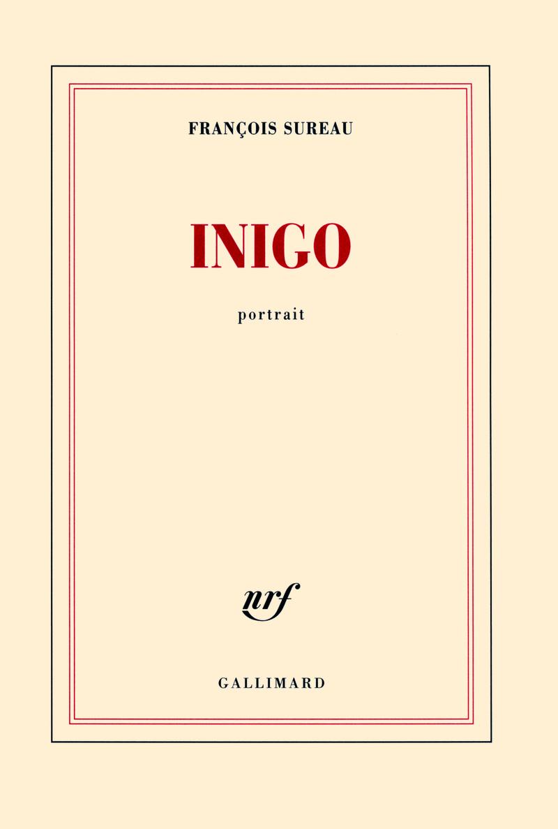 François Sureau Inigo11