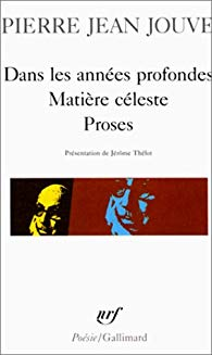 Pierre Jean Jouve Jouve10
