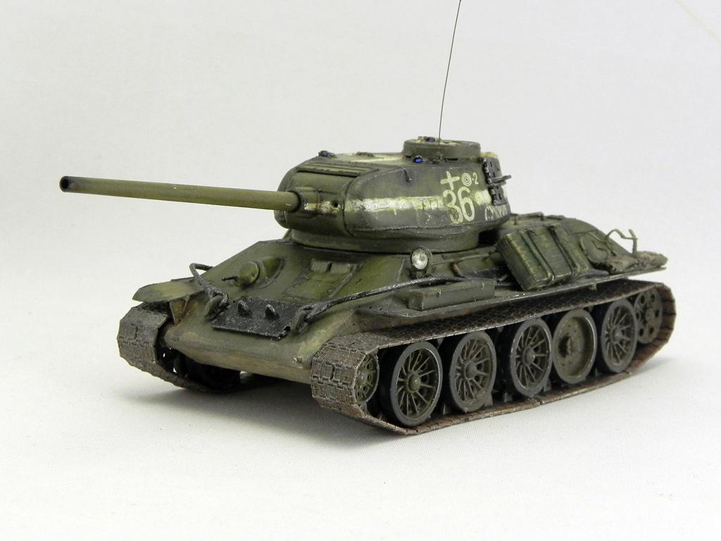 """Т-34-85 """"Суворов"""" 10114"""