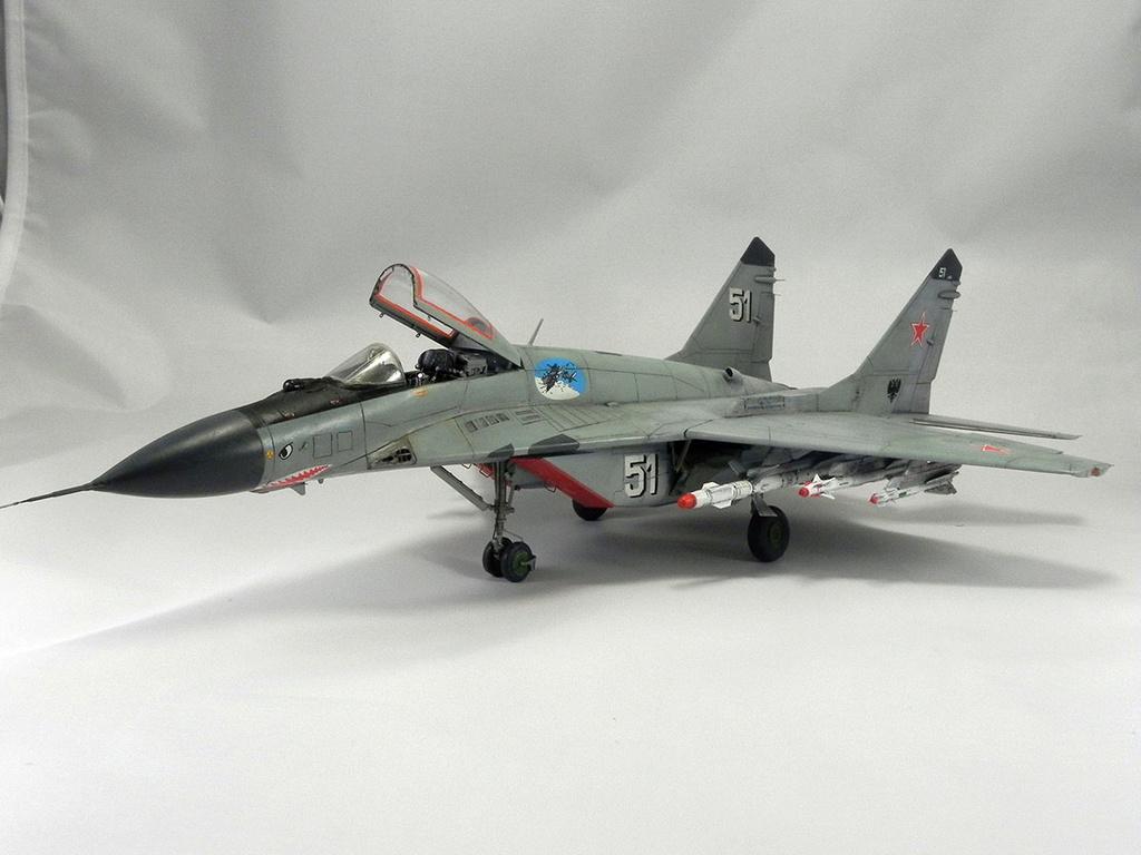 МиГ-29 (9-13) 1:48 Eduard 10211