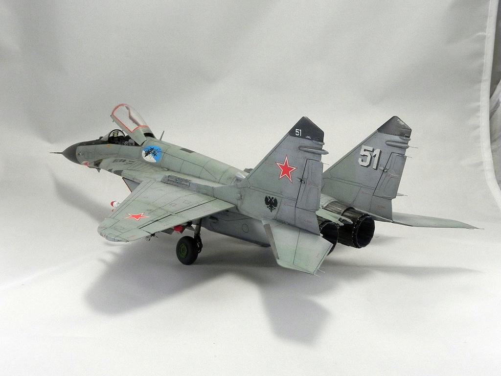 МиГ-29 (9-13) 1:48 Eduard 10311