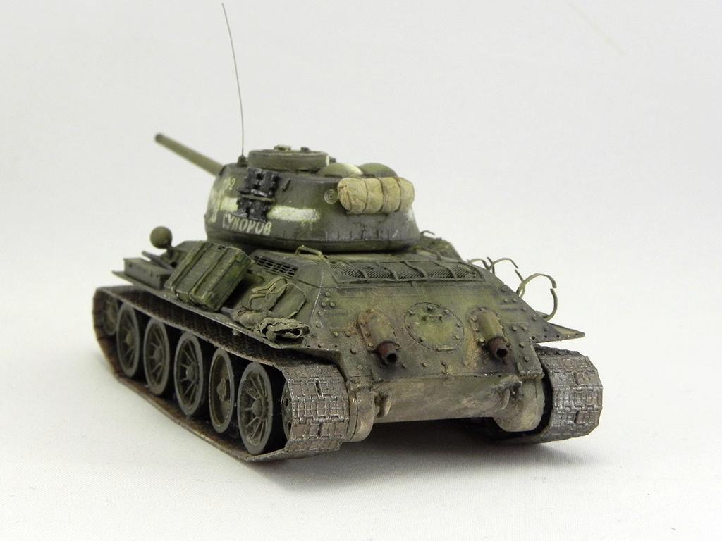 """Т-34-85 """"Суворов"""" 10314"""