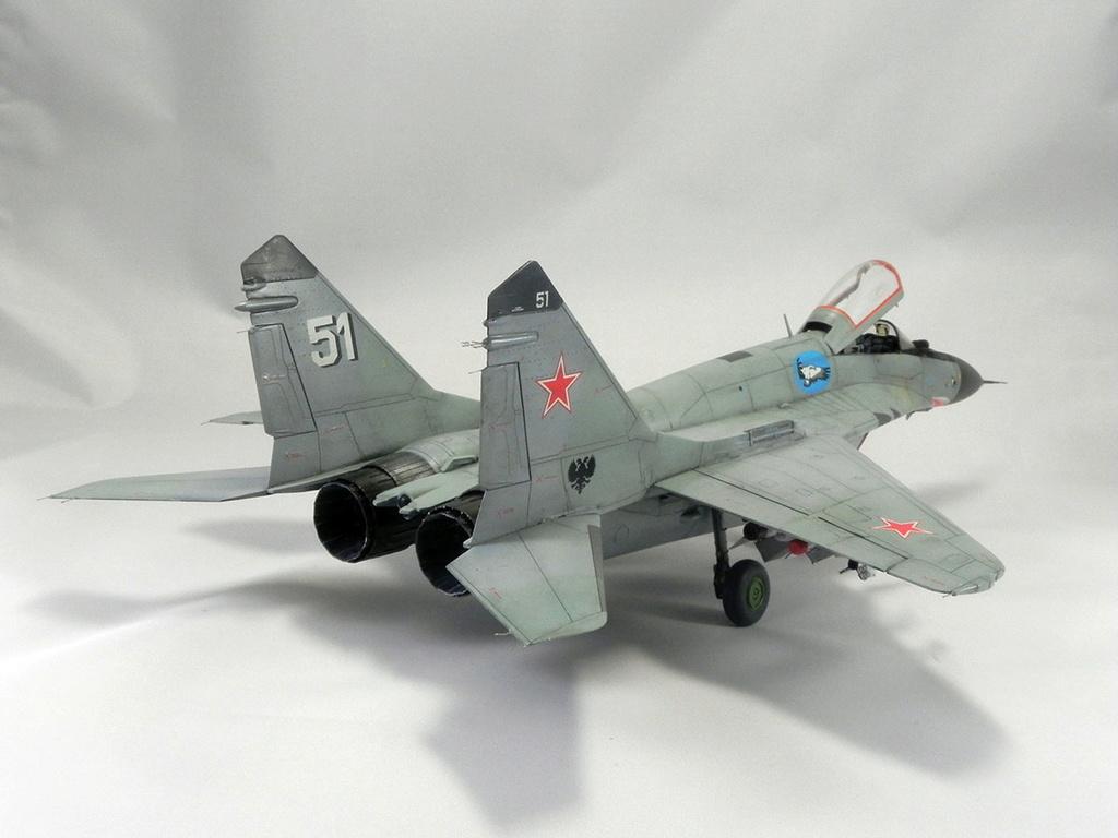 МиГ-29 (9-13) 1:48 Eduard 10411