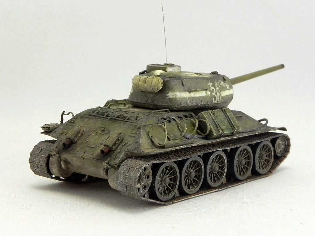 """Т-34-85 """"Суворов"""" 10414"""