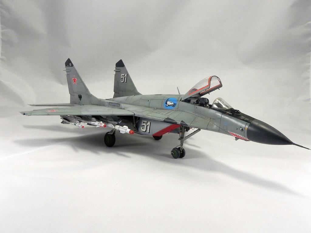 МиГ-29 (9-13) 1:48 Eduard 10511