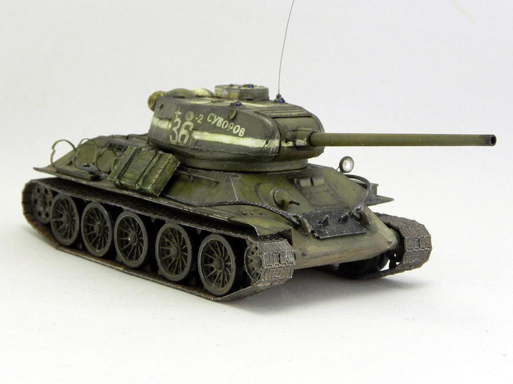 """Т-34-85 """"Суворов"""" 10613"""