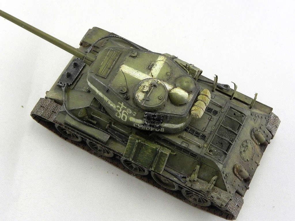 """Т-34-85 """"Суворов"""" 10714"""